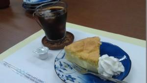 シフォンケーキ5